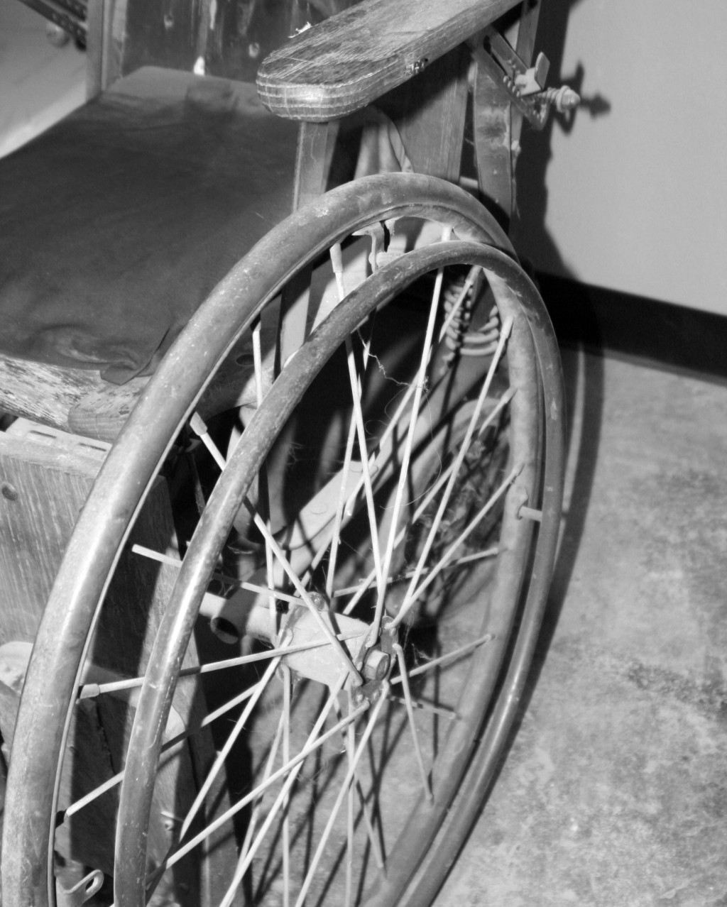 Angie Hedman - Wheelchair
